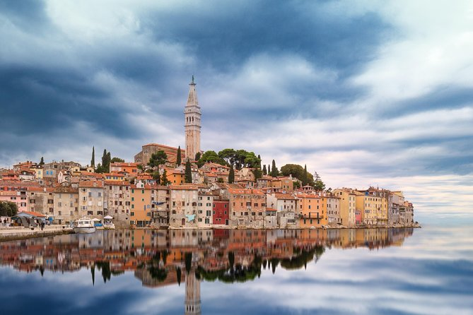 Istria 'called original Tuscany' (Rovinj, Pula,Porec) - Private Tour from Zagreb