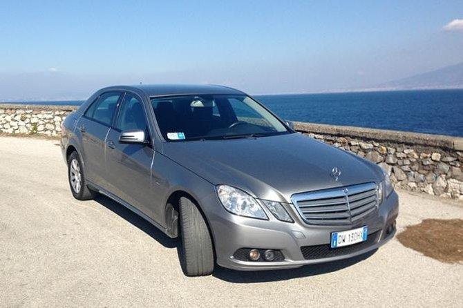 Private Transfer to and from Sorrento - Rome