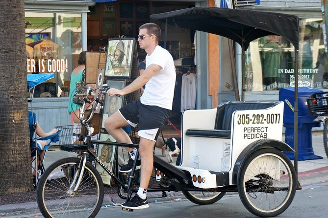 半時間Pedicab SightSeeing Ride