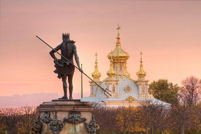 Tour di 2 giorni 'Comodo' a San Pietroburgo, piccolo gruppo, massimo 10 persone