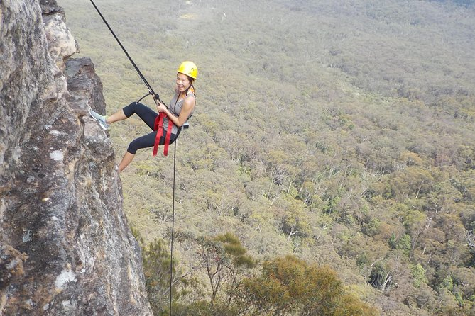 Juggler Canyon and Abseiling Adventure Blue Mountains