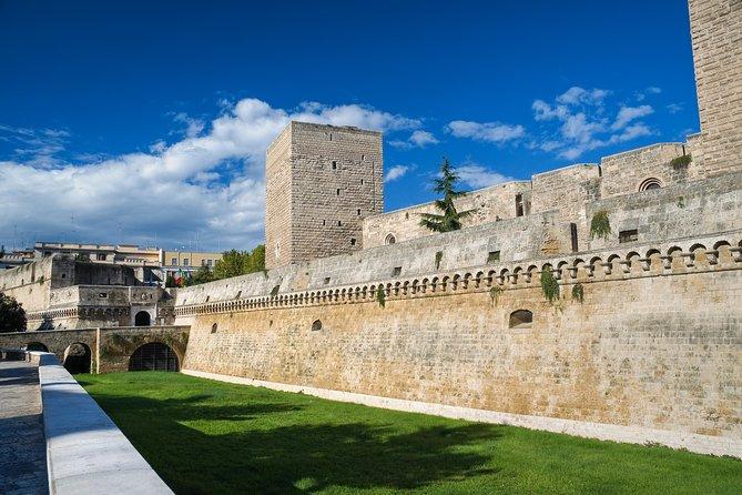 Private Tour: Bari City Sightseeing Including Basilica di San Nicola and Castello Normanno-Svevo