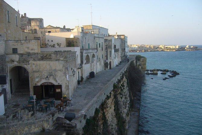 Private Tour: Otranto City Tour with Ice Cream Tasting