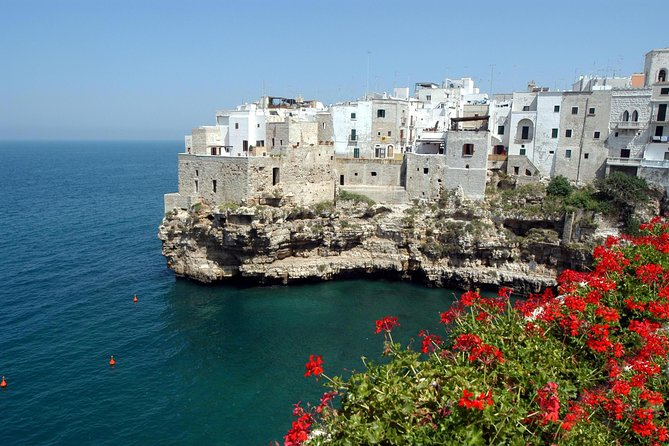 Private Tour: Polignano a Mare City and Boat Tour