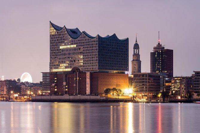 Elbphilharmonie Hamburg guided walking tour