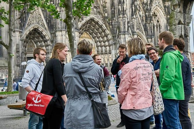 Cologne Cathedral & Old Town Tour (excl. inside visit & incl. 1 Kölsch)
