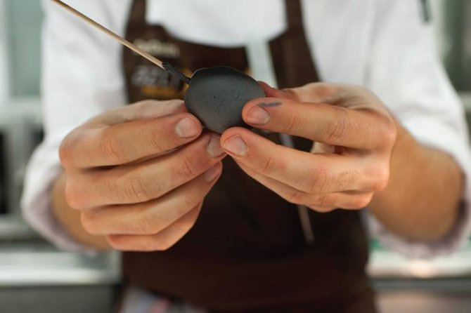 Michelin Star Secrets Cooking Class in San Sebastian