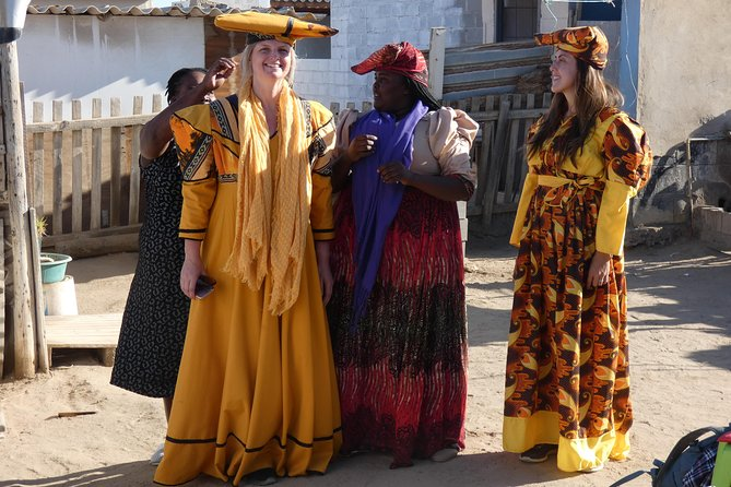 Swakopmund Historical Local Guided Cultural Day Tour