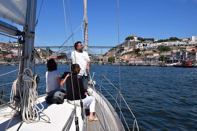 Private Douro River Sailing Cruise