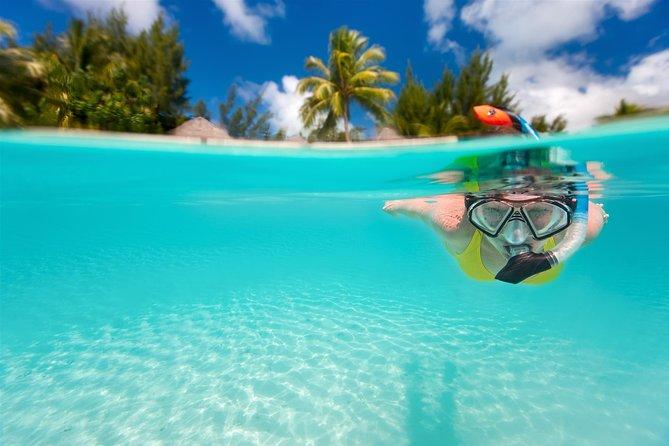 Isla Mujeres Privata VIP med båt, Seaday med snorkling från Cancun