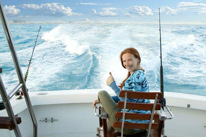 Deep Sea Fishing Professional Day Trip From Cancun