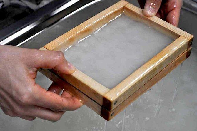 Kyoto - Traditional Japanese Washi Papermaking