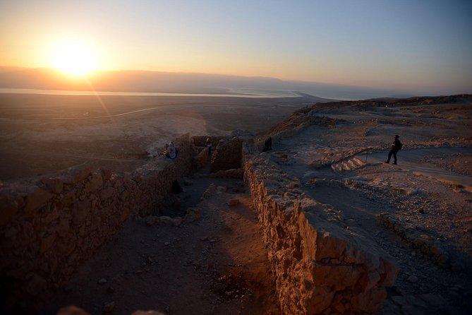 Dead Sea, Sunrise at Masada & Ein Gedi Nature Reserve Tour from Tel Aviv