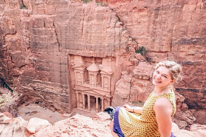 2-Day Guided Petra Tour from Tel Aviv