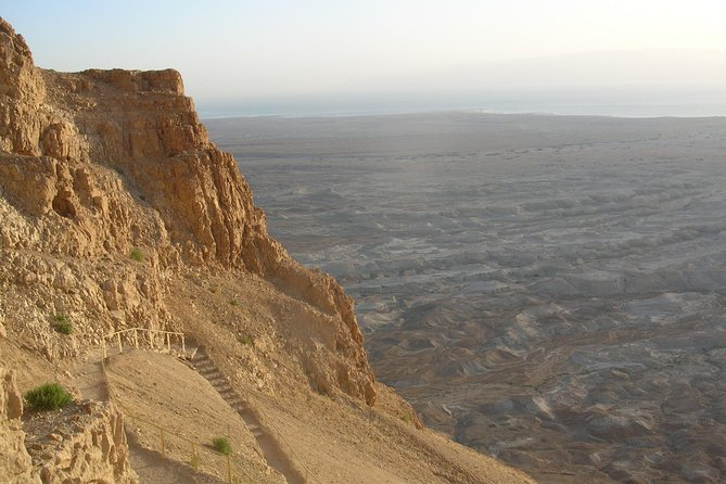 Dead Sea, Masada & Ein Gedi Nature Reserve Tour from Jerusalem