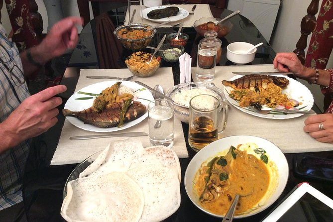 Market Visit, Home Cooking and Dining Experience with a local in Fort Kochi
