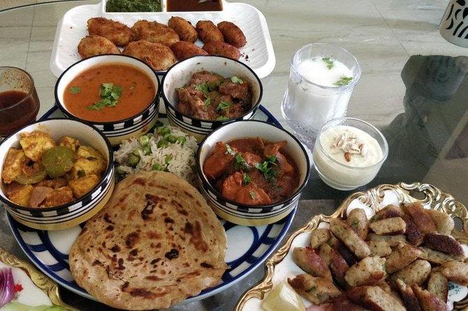 Culinária indiana autêntica e experiência de jantar com um local em Chennai