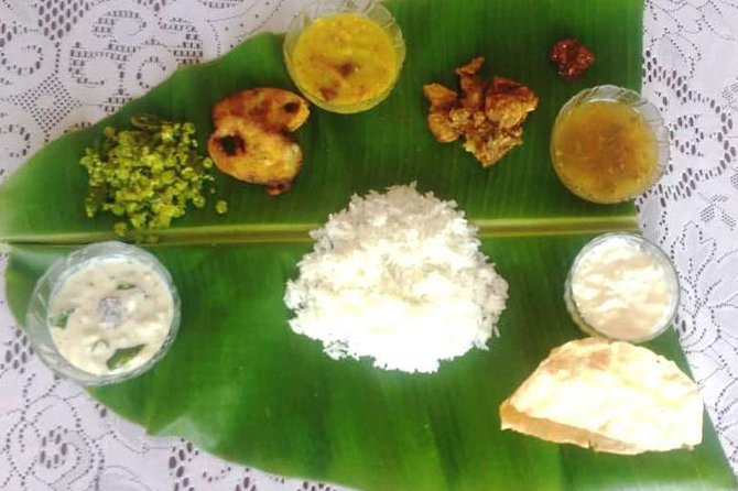 Cook and Dine with a Local family in Coimbatore