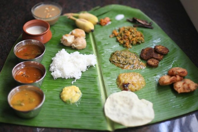 Learn the Art of Temple Cuisine with a Local in Chennai