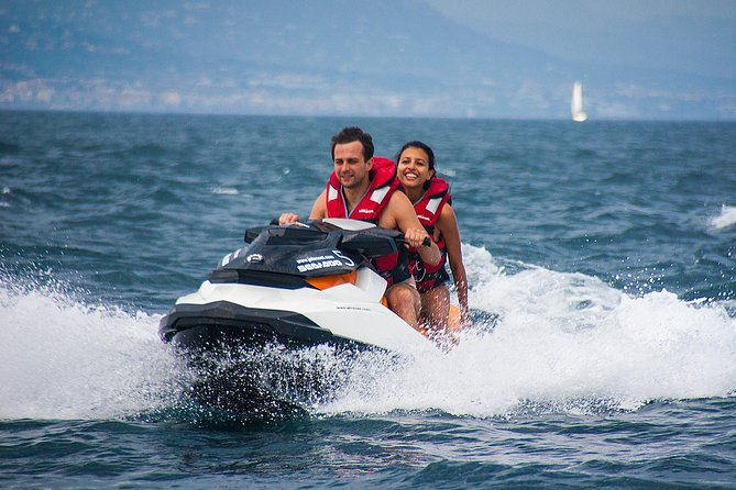 Jet Ski Experience without license in Barcelona