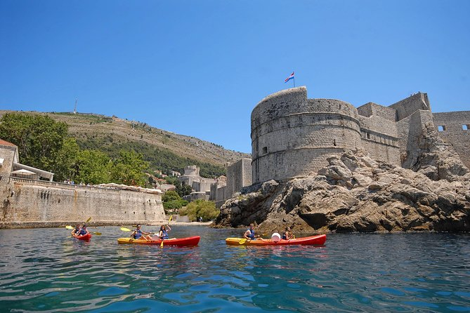 Adventure Dubrovnik - Sea Kayaking and Snorkeling Tour
