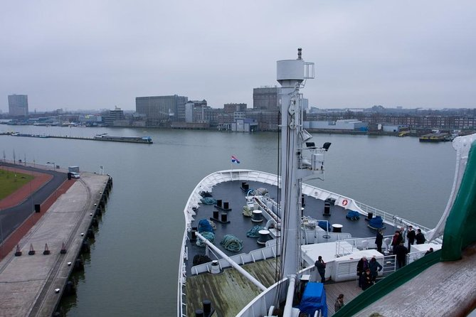 Skip the Line: SS Rotterdam Steam Ship Entrance Ticket