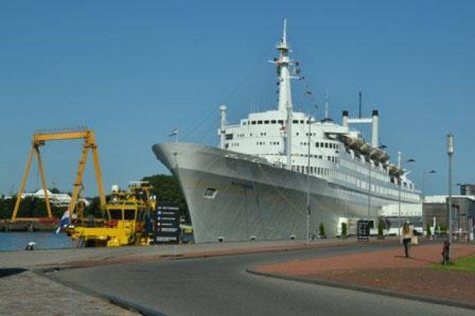 SS Rotterdam Ultimate Ship Exploration Tour