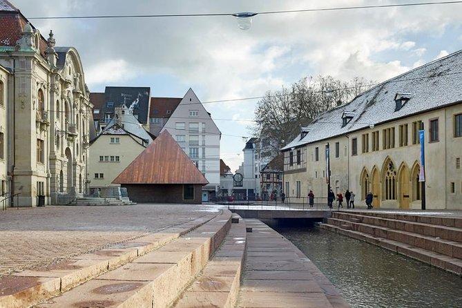 Entrada de admisión de Musee Unterlinden Colmar