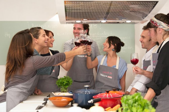Spanish Cooking Experience in Mallorca