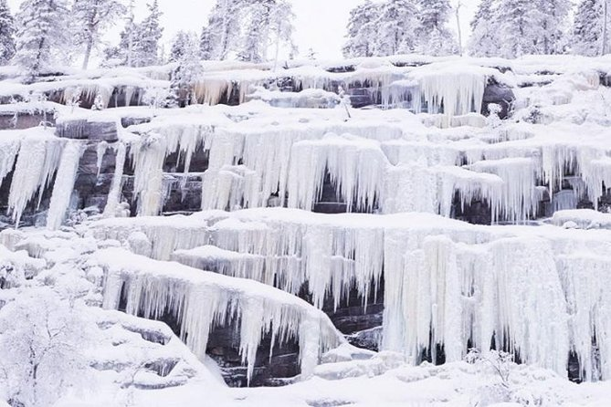 Image result for freezing water Falls