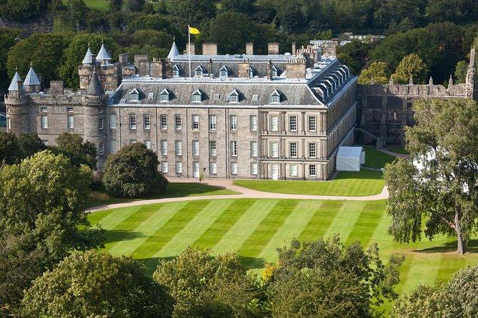 Ingresso para a Edimburgo real, com excursões com várias paradas e entrada para o Castelo de Edimburgo