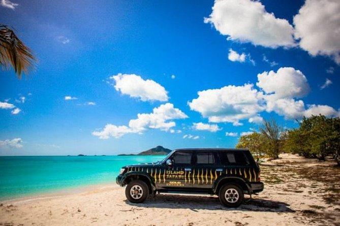 Excursão Histórica do Safari na Ilha