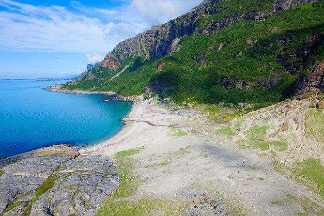 Mjelle Beach - Easy Coastal Day Hike to Bodos no 1 Beach, Northern Norway