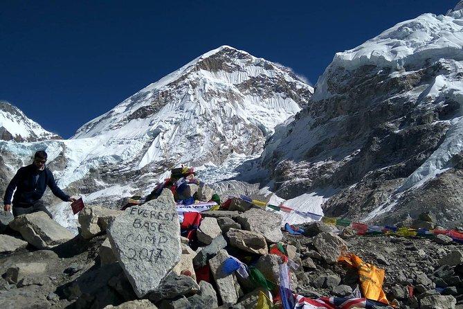 Everest Base Camp Trek from Salleri (Overland)