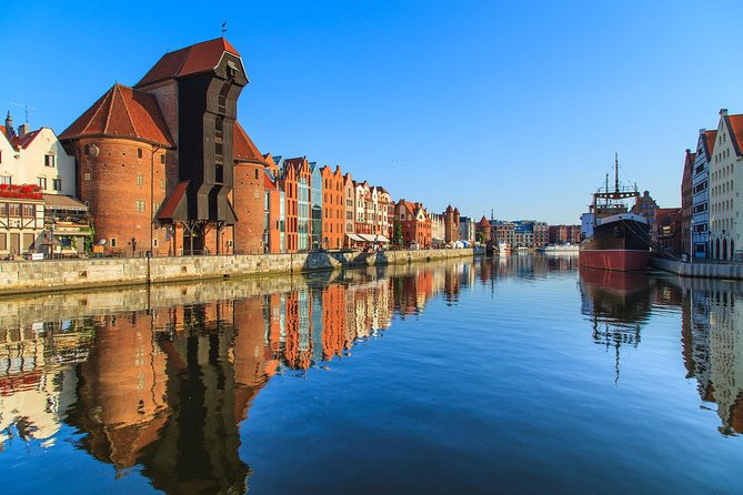Gdansk Old Town Private Walking Tour: Legends and Facts