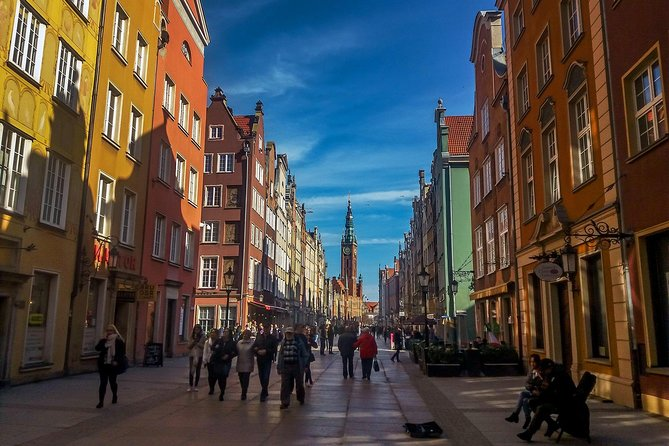 Private Full-Day Guided Tour of Gdansk Gdynia and Sopot