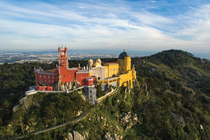 UNESCO Sintra, Cabo da Roca and Cascais PRIVATE Full Day Tour