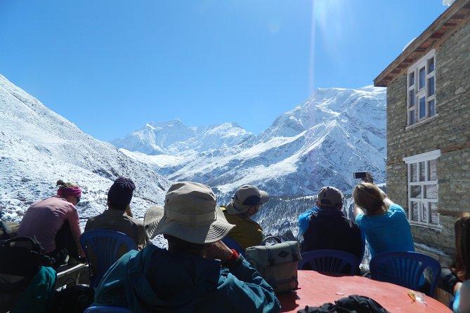 Annapurna Base Trek