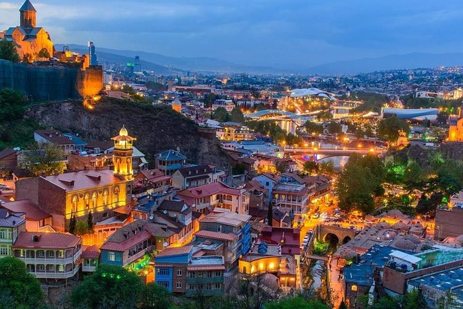 The heart of the Caucasus: Georgia 5-Day Tour
