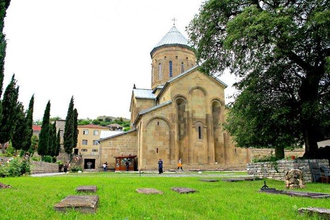 Mtskheta Tour From Tbilisi