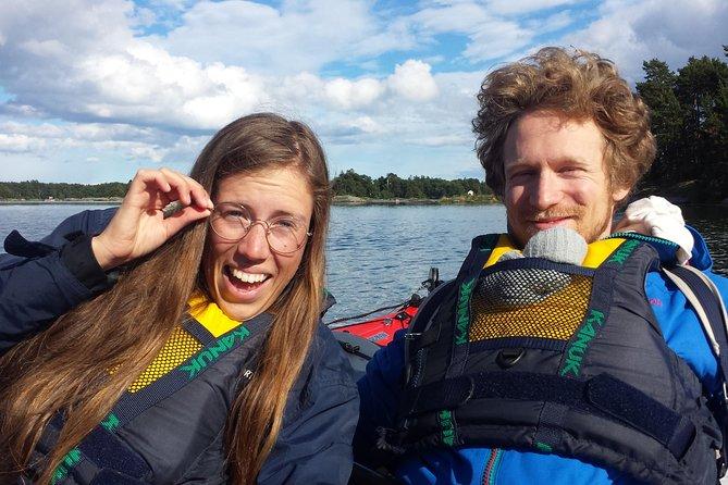 Oxelösund Archipelago Guided Kayak Tour