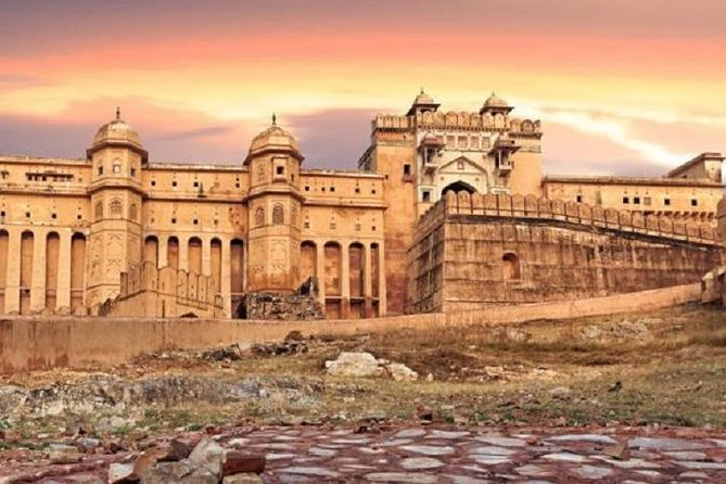 Private Jaipur Local City Sightseeing Tour With Car