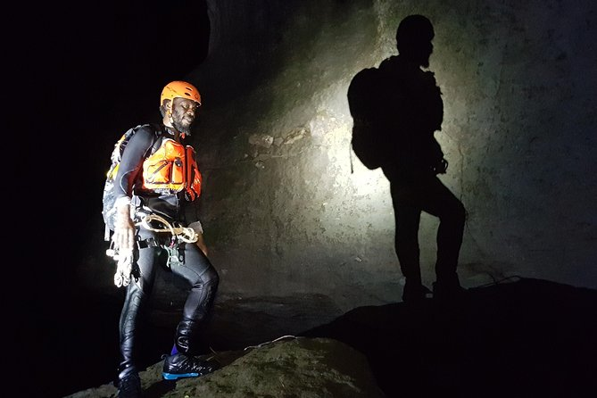 Night Canyoning