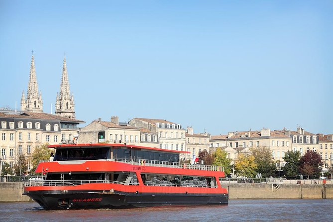 Garonne River Cruise Including Bordeaux Wine Tasting