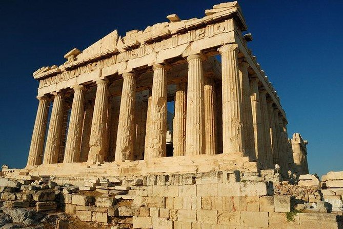 The Golden Age of Athens 6h private tour including the Acropolis Museum
