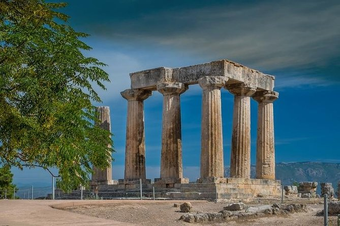 The Corinth biblical half-day private tour