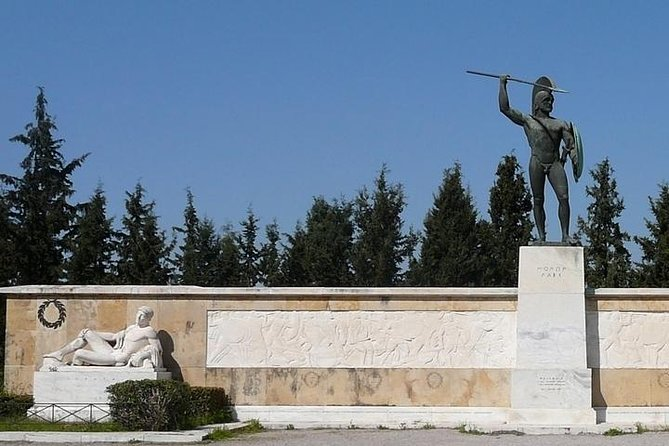 The legend of Marathon and Thermopylae 8h tour
