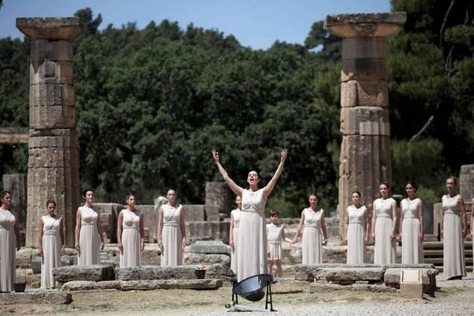 The Legancy Of Ancient Olympia Private Tour