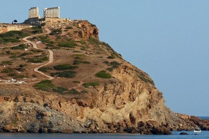 The adventure of Athens best and Poseidon's temple in cape Sounion