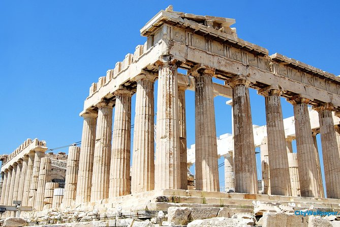 The golden age of Athens Full day private tour